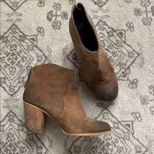Booties| BP. Heeled boots